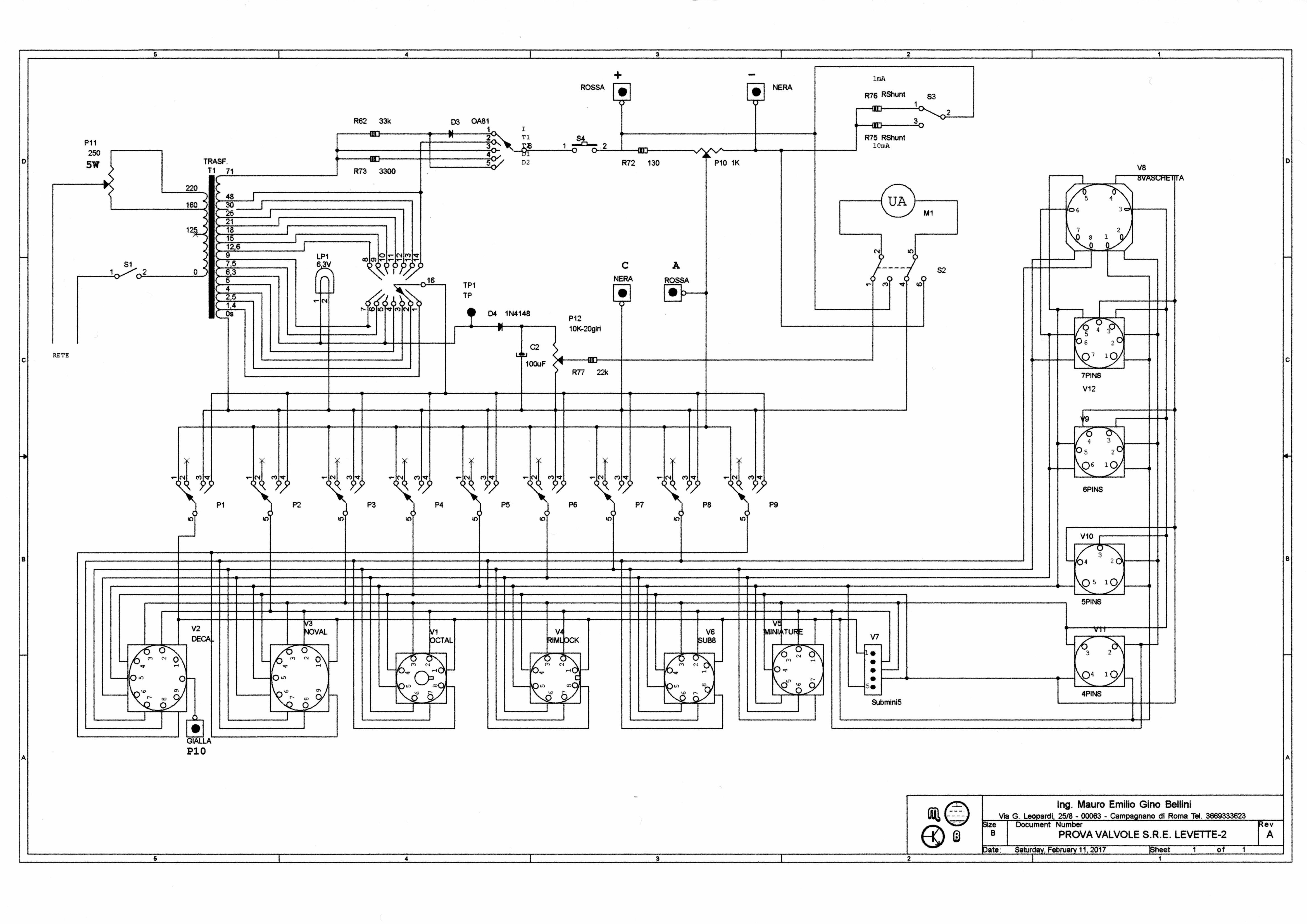Schema Elettrico Zip 50 : L impianto elettrico nel residenziale