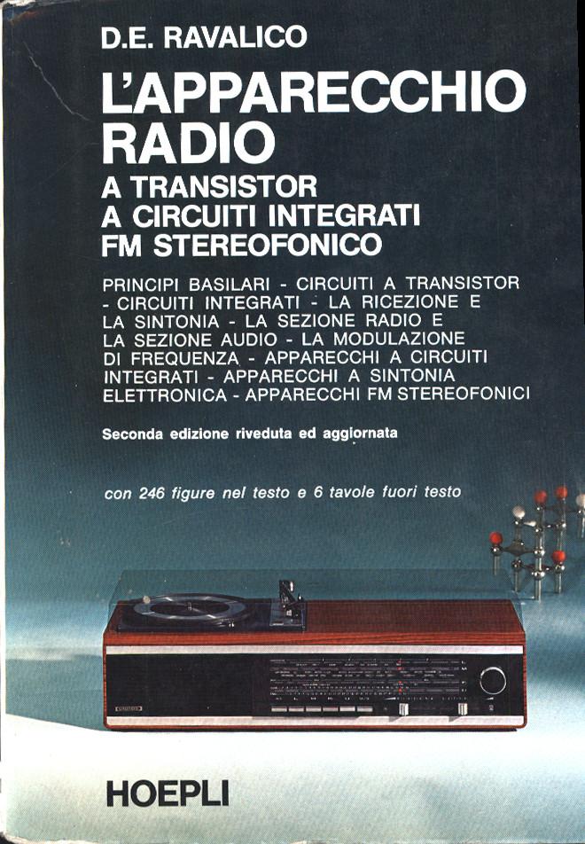 Libri manuali schemari radio books manuals for Libri vendita