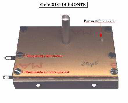 how to build a variable capacitor