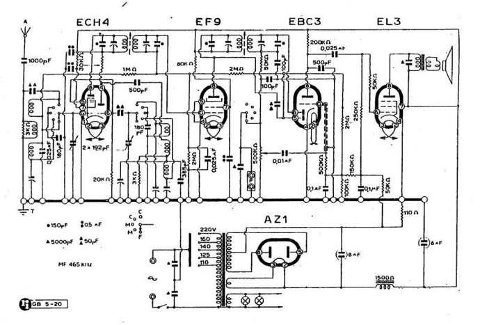 Schemi Elettrici Giradischi Lesa : Schemi radio a valvole gratis montare motore elettrico