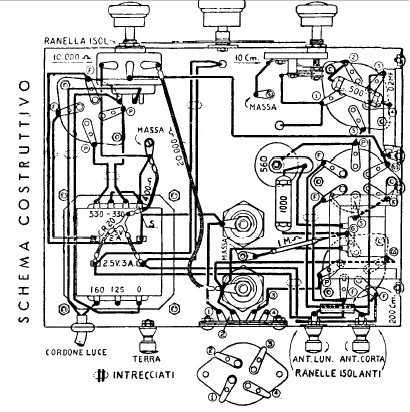 Leggere uno schema how to read a schematic diagram for Come leggere schemi elettrici